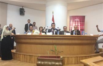 """سميحة أيوب تحضر توقيع كتاب """"أيام من حياتي"""" في المجلس الأعلى للثقافة   صور"""