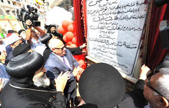 """افتتاح مدرسة """"سان جورج"""" في بورسعيد لخدمة جميع المراحل التعليمية   صور"""