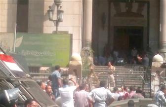 اليوم.. الحكم على 493 متهمًا في اعتصام جامع الفتح