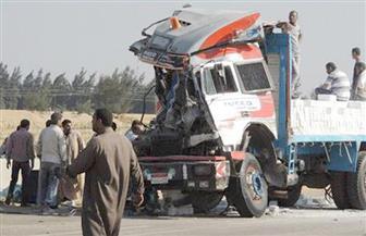 مصرع 3 أشخاص في حادث تصادم بطريق القطامية