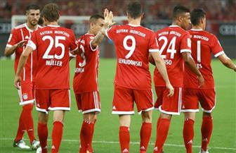 بايرن ميونيخ يكتسح دورتموند بخماسية نظيفة وينتزع صدارة الدوري الألماني