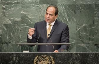 الرئيس السيسي: نفذنا خطة طموحة للإصلاح الاقتصادي وتهيئة مناخ جاذب للاستثمار