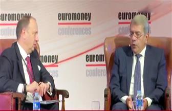 """وزير المالية من """"يورو مني"""": ندرس إصدار سندات بقيمة 1.5 مليار يورو.. وشريحة قرض الصندوق لم تتأخر"""