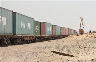 """""""النقل"""": نستهدف نقل 6 ملايين طن بضائع بالسكك الحديدية خلال 2017"""