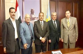 محافظ الإسكندرية يُعلن دعمه للمهرجان السينمائي لدول البحر المتوسط