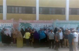 """عشرات المدرسين في """"ديروط"""" يعترضون على قرار نقلهم للقرى"""