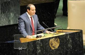 مصر والأمم المتحدة.. 72 عامًا من التعاون الإقليمي والدولي