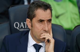مدرب برشلونة: حزين لإصابة ديمبلي.. وقادرون على تعويض غيابه