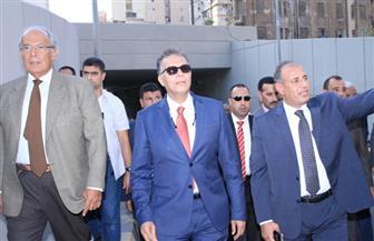وزير النقل: تطوير نفق كليوباترا بالإسكندرية ليصبح 4 حارات في كل اتجاه بتكلفة 40 مليون جنيه | صور