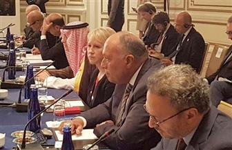 وزير الخارجية: موقف مصر ثابت منذ الأزمة السورية.. وحدة أراضيها وعروبتها ووقف أية تدخلات سلبية