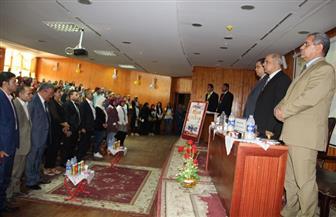 حفل استقبال للطلاب الجدد بكلية الألسن بجامعة كفرالشيخ | صور