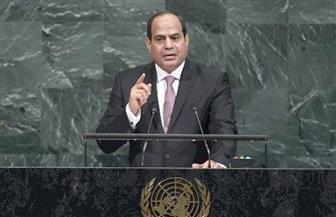 رئيس حزب المؤتمر: كلمة السيسي بالأمم المتحدة عكست مكانة مصر وأهميتها