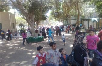 8 آلاف مواطن يزورون حديقة الحيوان بالفيوم في ثالث أيام عيد الأضحى