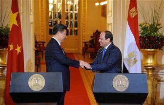 الاستعلامات: شراكة إستراتيجية بين مصر والصين وآفاق واعدة في التعاون الاقتصادي