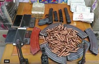 ضبط 16 قطعة سلاح ناري بدون ترخيص في حملة أمنية بسوهاج