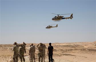 """اليوم.. ختام التدريب المصري الأمريكي """"النجم الساطع"""" بتنفيذ معركة هجومية بالذخيرة الحية"""