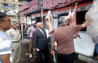 رئيس مدينة شربين يتفقد منافذ اللحوم ويُنبه على الانتهاء من تجهيزات المدارس
