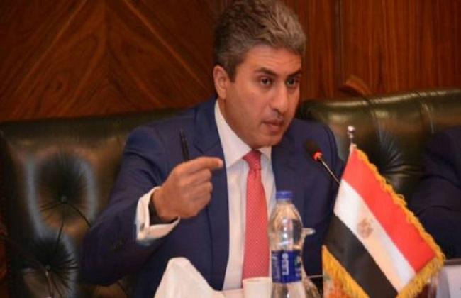 شريف فتحي:  نرحب بالمنافسة بين مصر للطيران و شركات الخاصه -