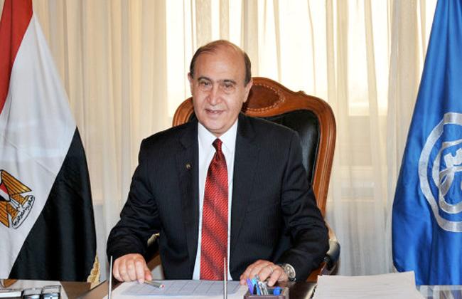 رئيس هيئة قناة السويس يستقبل أبطال البحرية المصرية دفعة  النجم الساطع  -
