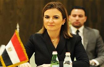 فى المنتدى الاقتصادي بالأردن.. وزيرة الاستثمار تطالب المؤسسات الدولية بتخصيص 50 % من المنح للسيدات
