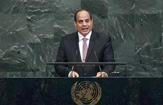 المتحدث باسم الرئاسة: مشاركة مصرية قوية في اجتماعات الجمعية العامة