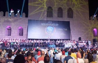 وزير الثقافة في افتتاح مهرجان سماع: بالموسيقى الروحية نتجاوز أي خلافات عرقية أو مذهبية | صور