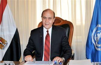 """""""مميش"""" يستقبل وفد الشركة المصرية للأقمار الصناعية """"نايل سات"""""""