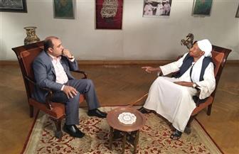 رئيس وزراء السودان الأسبق ببرنامج 90 دقيقة غدًا