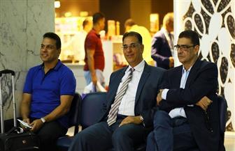 """رئيس الأهلي يُلبي دعوة """"الحبشي"""" على العشاء.. ويشيد بجهود السفارة المصرية في تونس"""