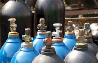 ضبط مصنع لتعبئة أسطوانات غاز الأكسجين بدون ترخيص بالبحيرة