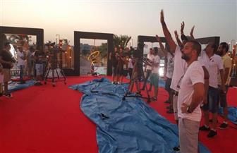 شكوى من سوء التنظيم بمهرجان الجونة السينمائي قبيل بدء حفل الافتتاح