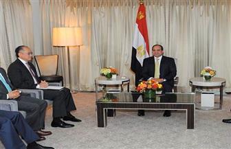 """الحرية: لقاء السيسي برئيس البنك الدولي شهادة ثقة دولية لـ""""الإصلاح الاقتصادي"""" في مصر"""