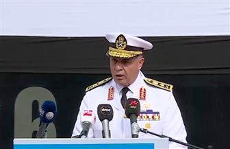 الفريق أحمد خالد :الفرقاطة الجديدة  الأكثر تطورًا في السلاح البحري المصري ونصنع الآن ٣ فرقاطات