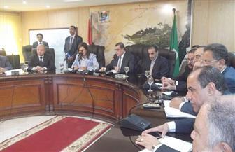 ننشر تفاصيل لقاء وزيرة التخطيط مع التنفيذيين ونواب البرلمان بالفيوم