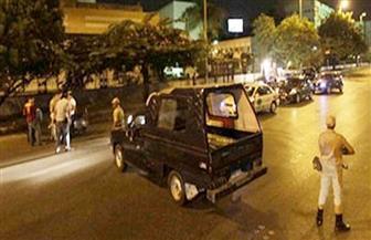 «الداخلية» تسيطر على الشوارع في أيام «كورونا».. وتضبط  أكثر من 13 ألف مخالف لحظر التجول