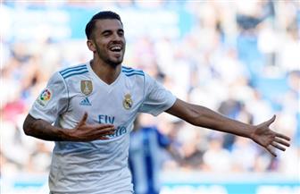 ريال مدريد يهزم ألافيس بثنائية سيبايوس فى الليجا