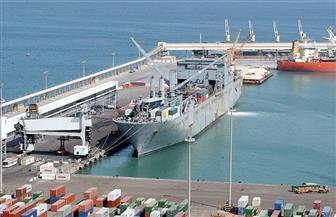 """تصدير 14 ألف طن """"كوارتز"""" إلى النرويج من ميناء سفاجا البحري"""