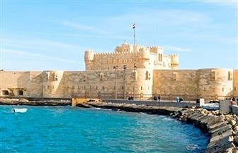 """مدير """"الآثار الإسلامية والقبطية"""" يوضح حقيقة انهيار قلعة قايتباي بالإسكندرية"""