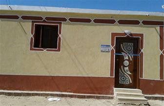 الأورمان وصندوق تحيا مصر يحتفلان بإعادة إعمار قريتين بأبوتيج | صور