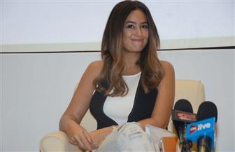 """""""ببغاء"""" هند صبري يشارك في مهرجان الفيلم العربي بأمريكا"""