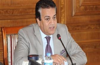 """وزير التعليم العالي: """"إطلاق طاقات المصريين"""" رسالة بأن البحث العلمي ضمن أولويات القيادة السياسية"""