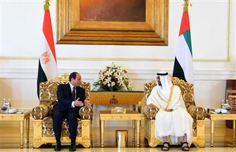 العلاقات المصرية الإماراتية.. سجل حافل وتعاون في مواجهة التحديات | صور