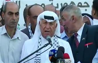 ممثل العشائر بغزة: الرئيس السيسي والحكومة المصرية يقومون بالدور الأبرز في إنهاء الانقسام الفلسطيني