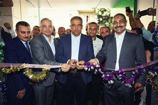 افتتاح مكتبي بريد دمنهور وإيتاي البارود بعد تحويلهما إلي مراكز خدمات متكاملة