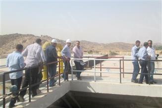 وزير الإسكان يعلن من أسوان: تشغيل محطة مياه جبل شيشة خلال أيام لخدمة مليون مواطن