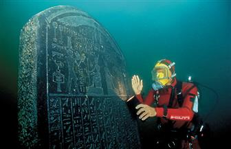 """معرض """"أسرار مصر الغارقة"""" ينتقل من سويسرا إلى الولايات المتحدة"""