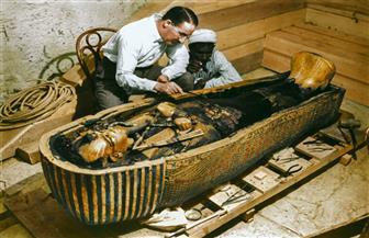 """""""الآثار"""": 4200 قطعة من مقتنيات """"توت عنخ آمون"""" في """"المتحف الكبير"""".. ونقل قناعه الذهبي قريبًا"""