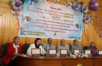 بالصور.. جامعة كفر الشيخ تقيم حفل استقبال للطلاب الجدد بكليتي التربية النوعية والعلوم