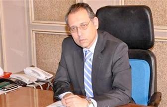 سفير مصر فى بيروت يبحث آفاق التعاون المشترك مع وزير الطاقة والمياه اللبناني