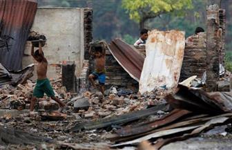 حكومة ميانمار: سنتولى إدارة الأراضي التي أُحرقت في ولاية راخين